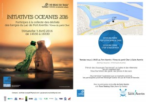 Initiatives Océanes 2016 - Surfrider Foundation @ Port Avertin - Rives du petit Cher | Saint-Avertin | Centre | France