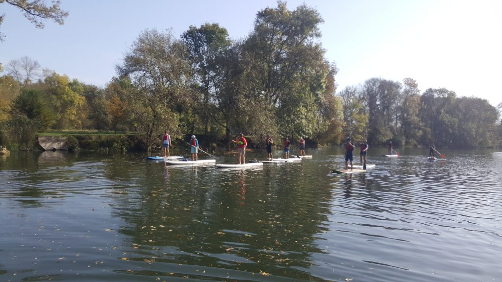 Indre - Montabzon - Stand Up Paddle